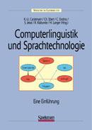 Titelbild Einfuehrung Computerlinguistik und Sprachtechnologie, 1. Auflage